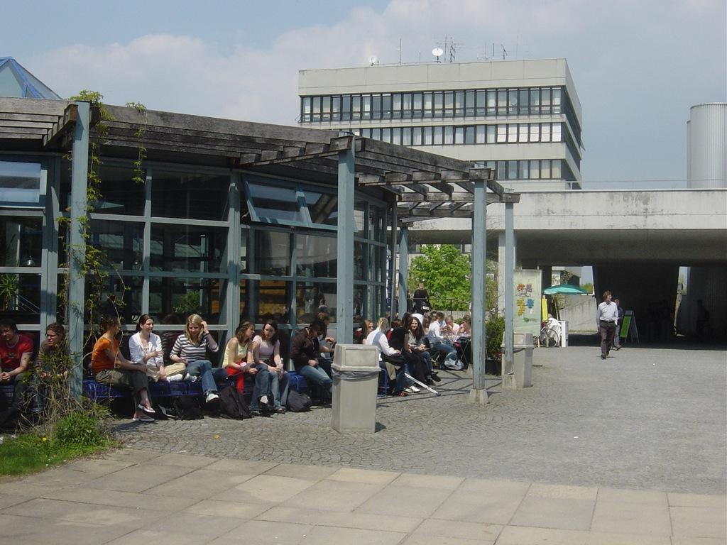 Cafete Uni Regensburg